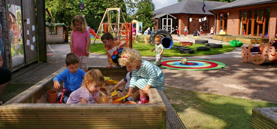 Parklands Day Nursery Nantwich
