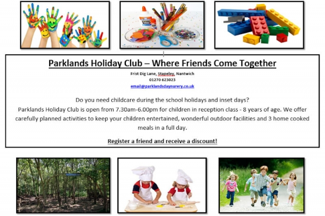 Parklands Holiday Club Oct 2017